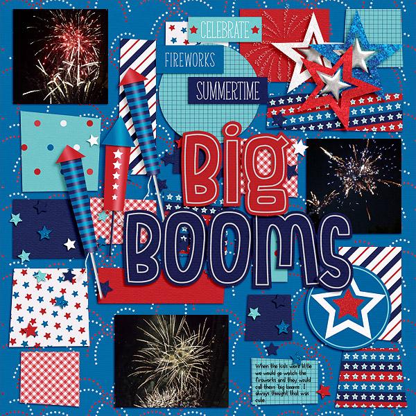 Fireworks & Flip Flops