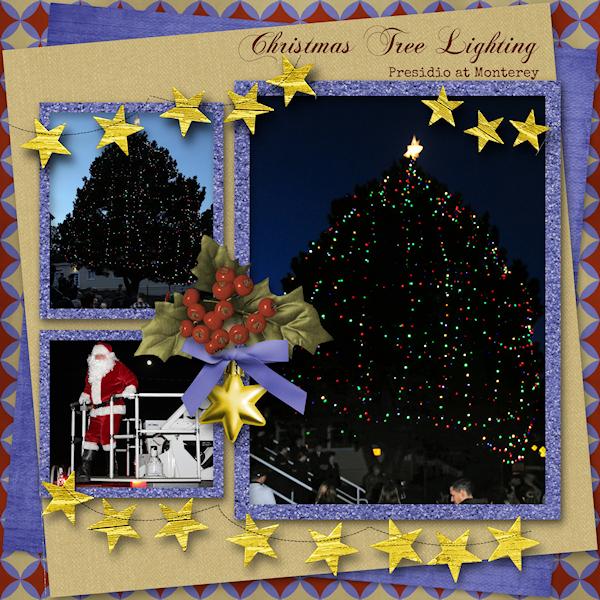 Christmas at the Presidio