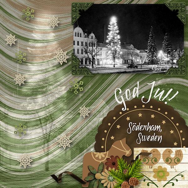 God Jul! from Sweden