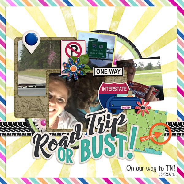 Road Trip or Bust!