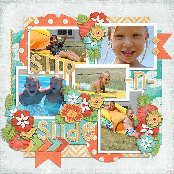 Slip -n- Slide