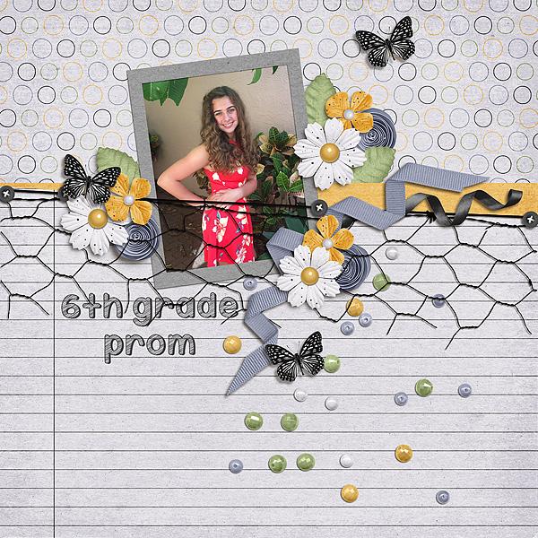 6th Grade Prom
