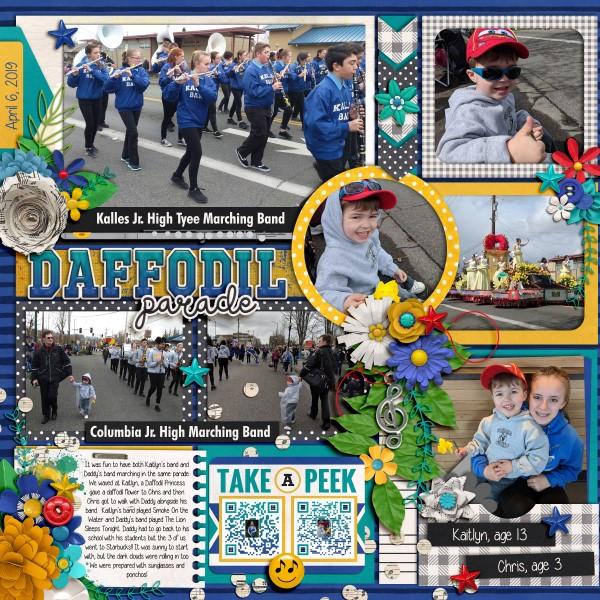 Daffodil Parade 2019