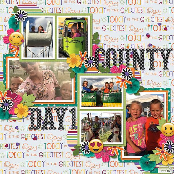 County Fair Day 1