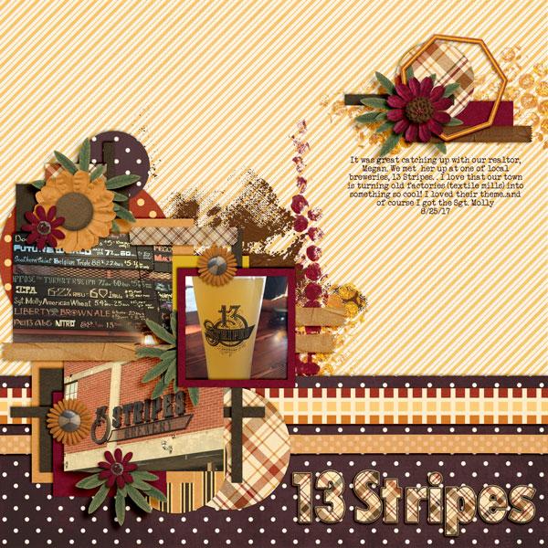 13 Stripes