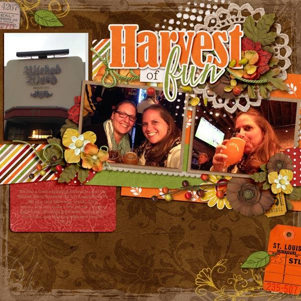 Harvest of Fun