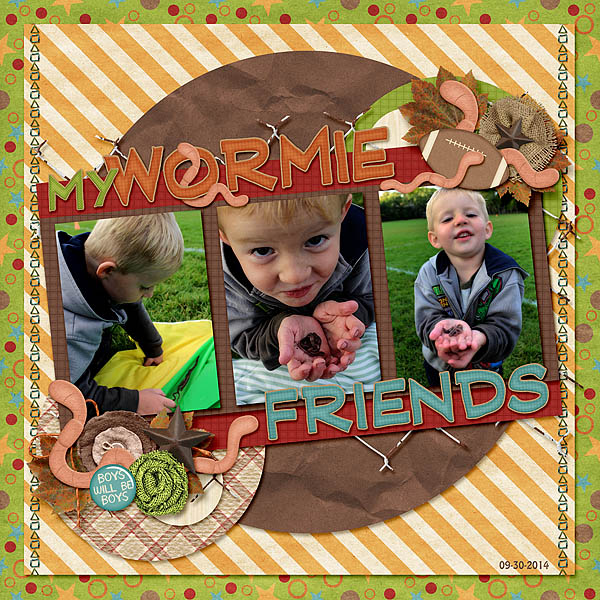09-30-14 Wormie Friends