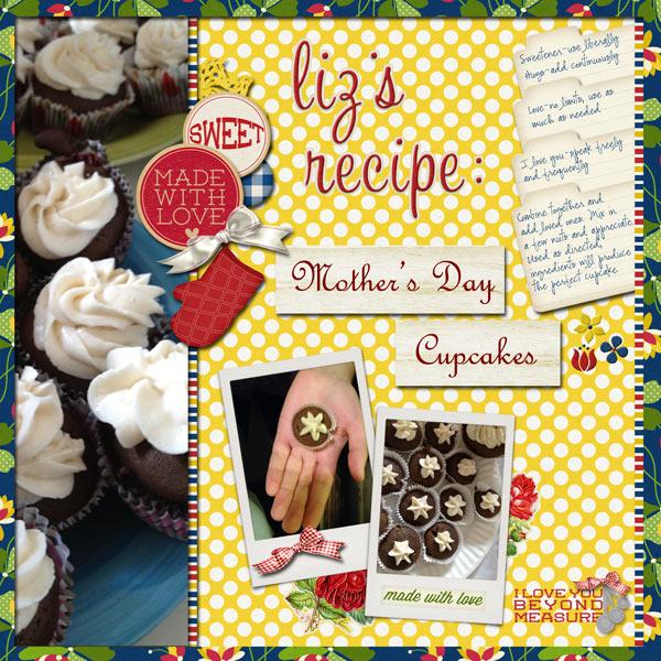 Liz's recipe: Mother's Day cupcakes