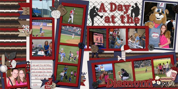 A Day at the Diamond
