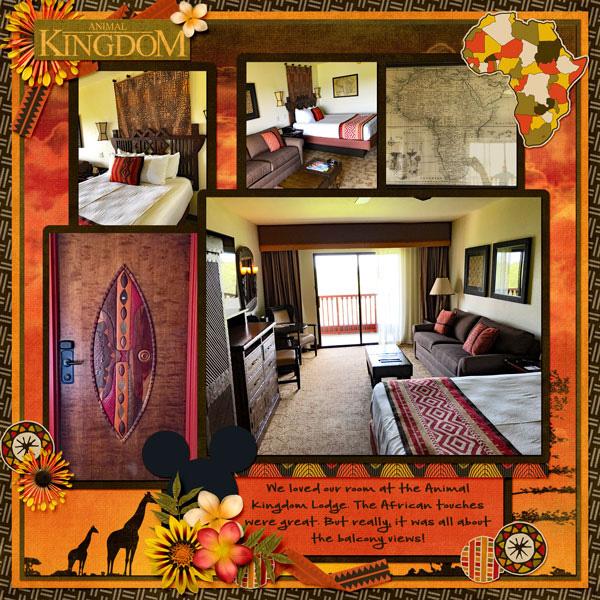 Animal Kingdom Room