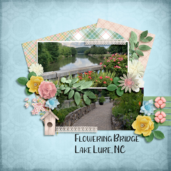 Flowering Bridge