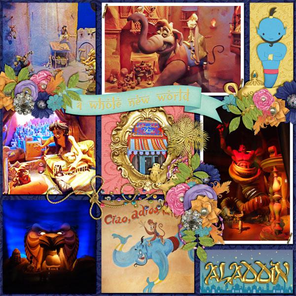 Aladdin Paris