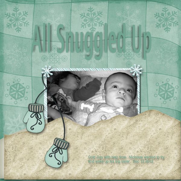 All Snuggled Up