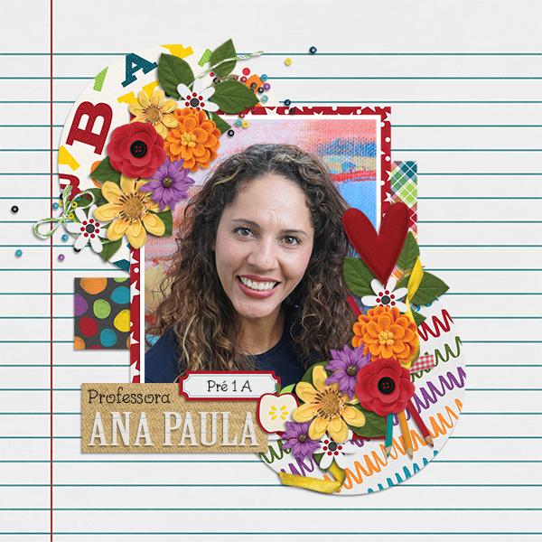 Professora Ana Paula