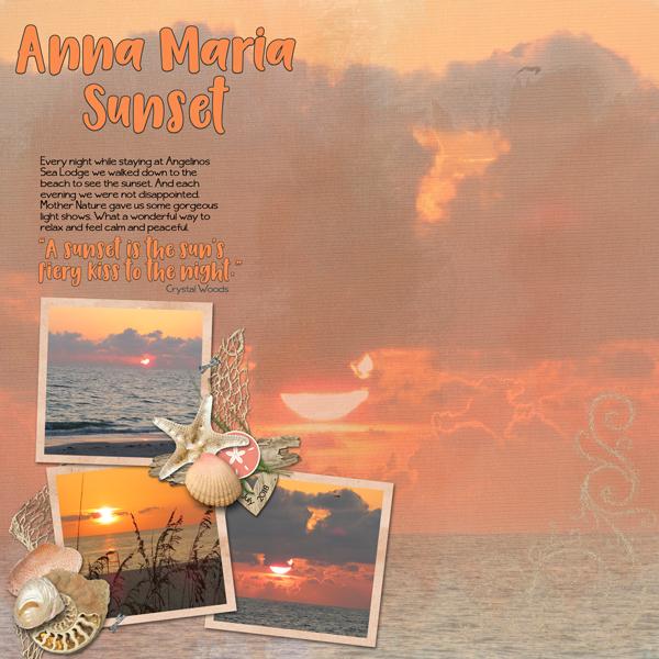Anna Maria Sunset