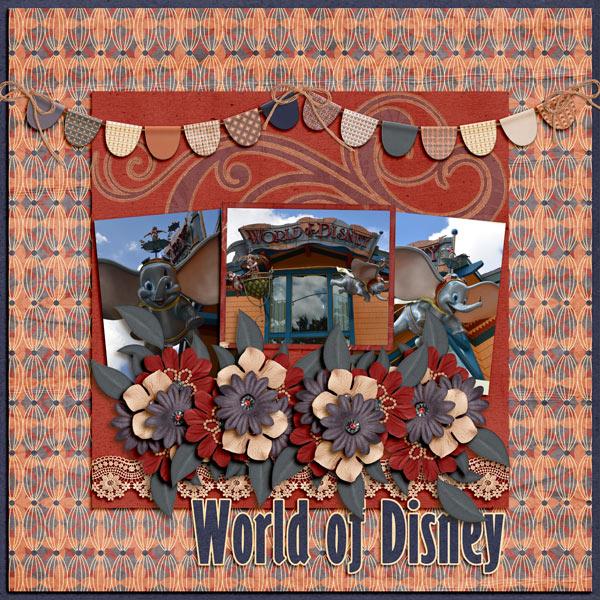 World of Disney