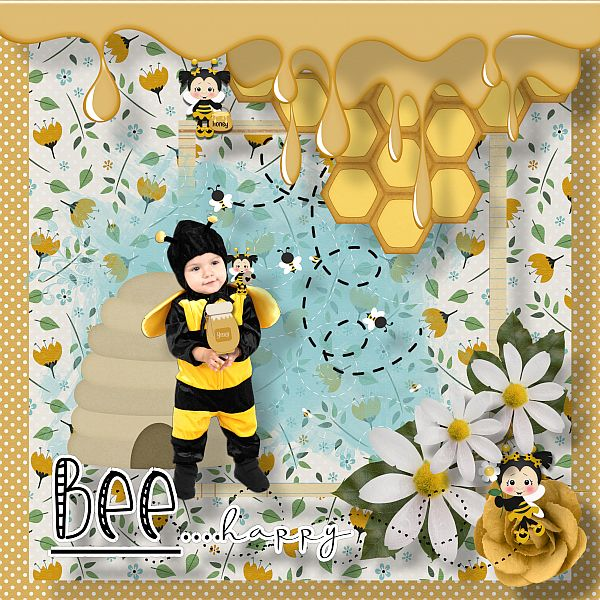Bee....happy