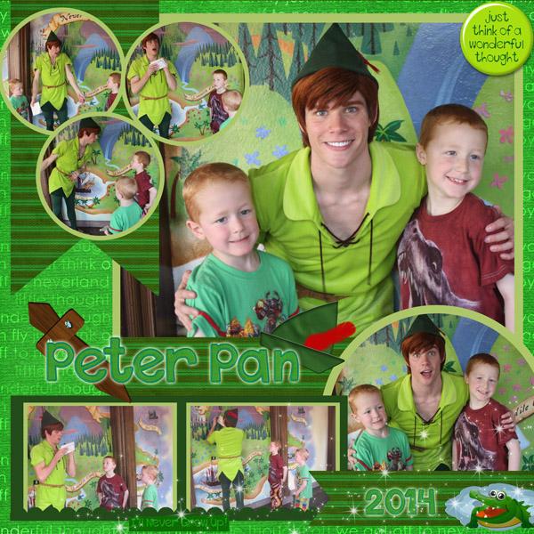 2014 Peter Pan