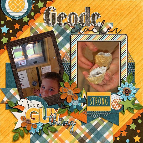 Geode Cracker