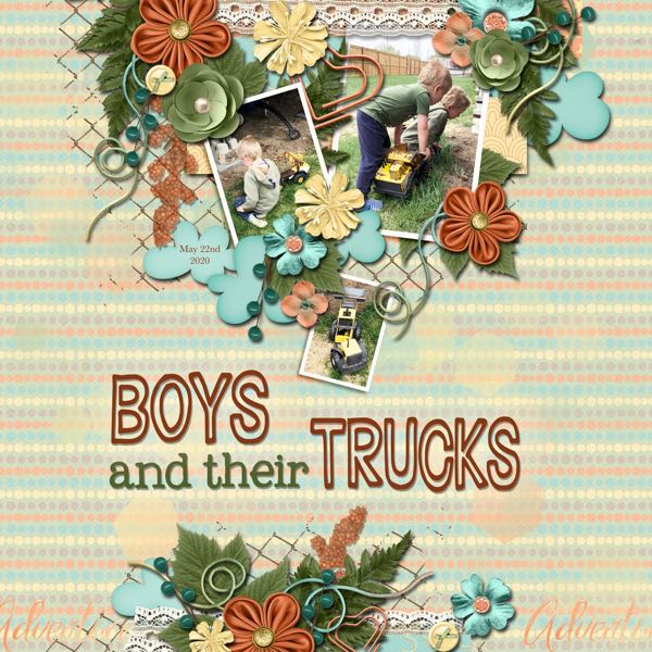 Boys & Their Trucks
