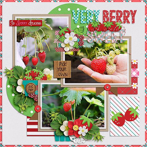 Very Berry Sweet