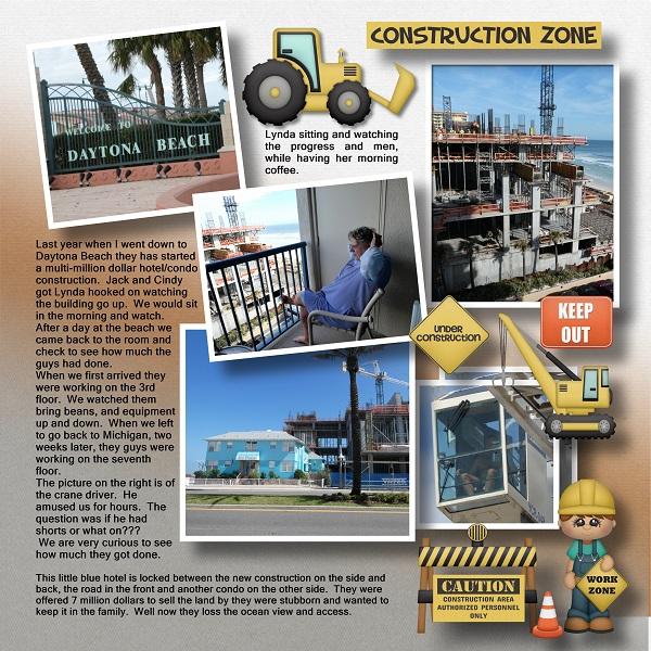 Under Construction in Florida