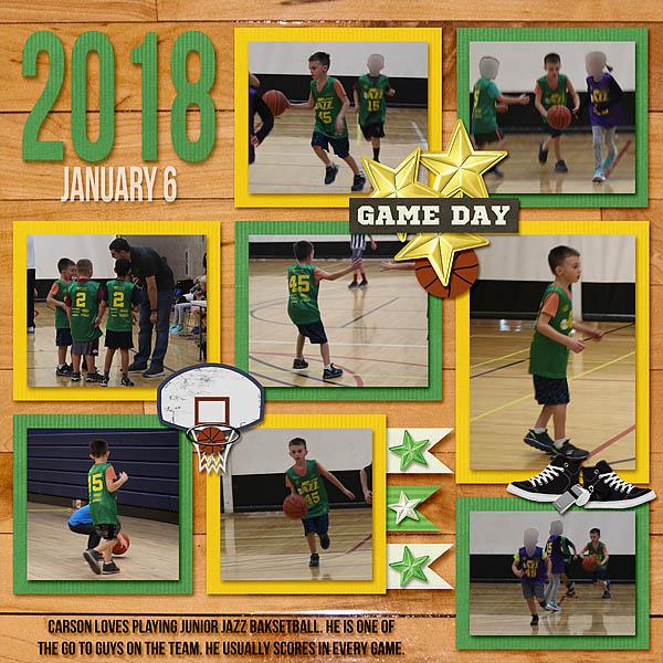 C Basketball