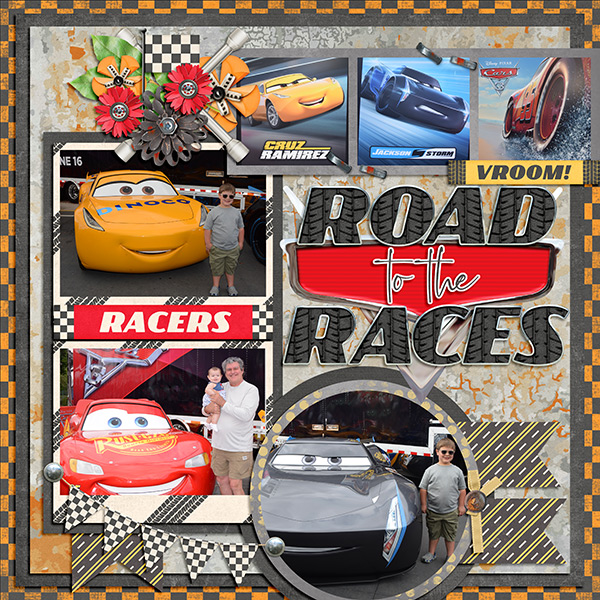 Road to the Races