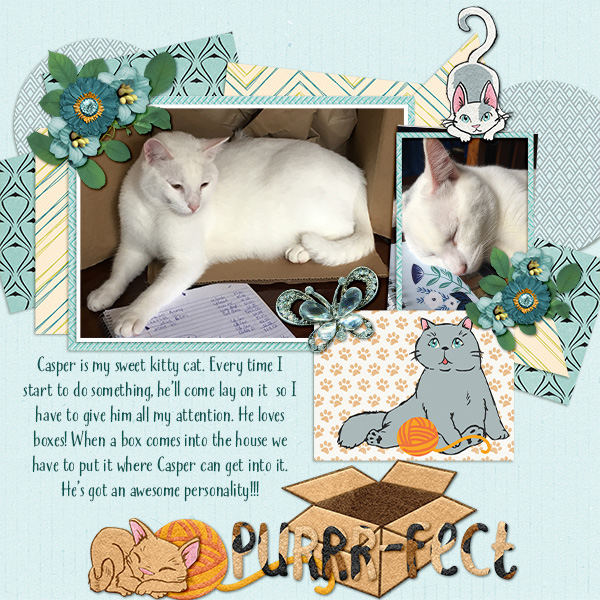 Casper in a Box