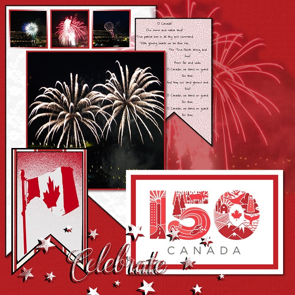 Canada 150 years young