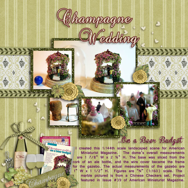 Champagne Wedding On a Beer Budget
