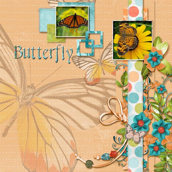 Butterfly morph