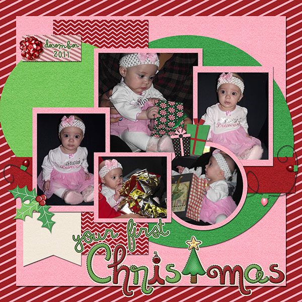 your first Christmas