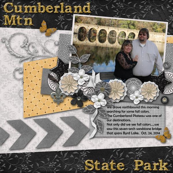 Cumberland Mtn. State Park