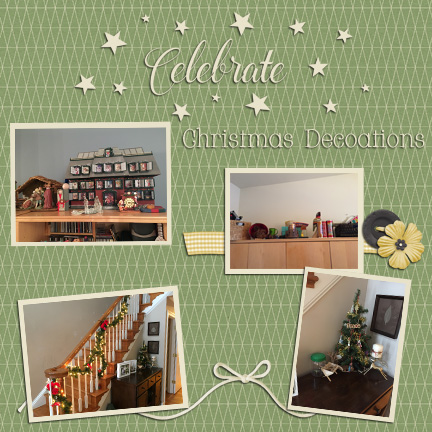 Celebrate with Christmas Decorations