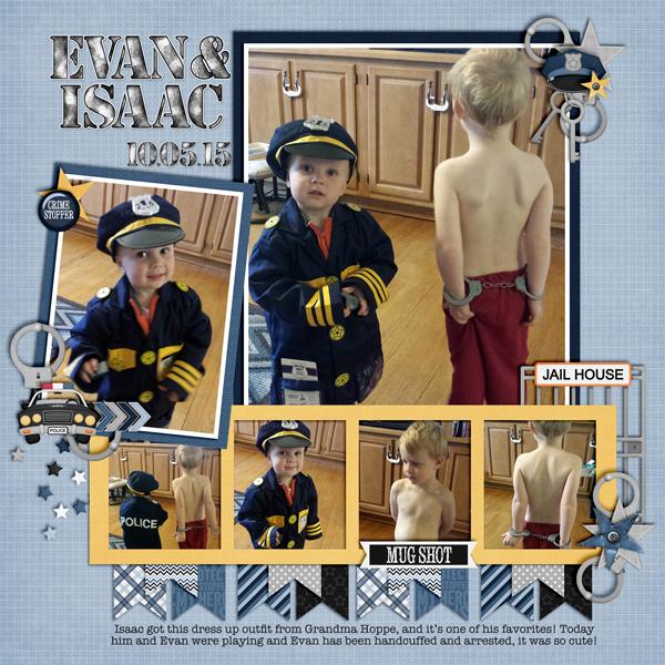 Evan & Isaac