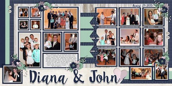 Diana & John