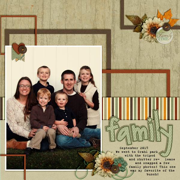 Family - Fall 2015