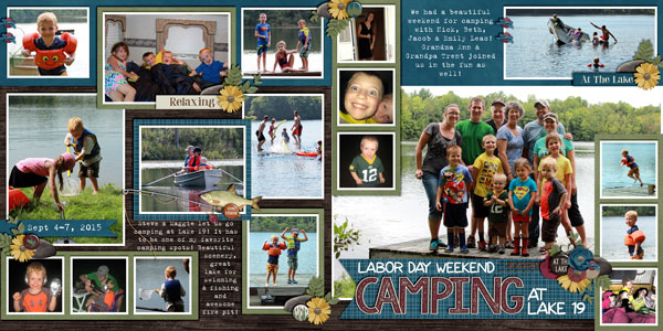 Labor Day Camping