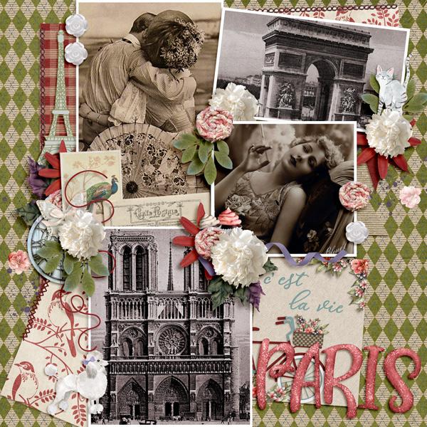 Paris - c'est la vie