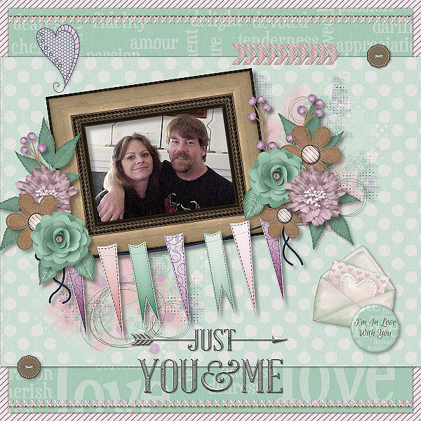 2$ Tuesday Someone Special by Dandelion Dust Designs