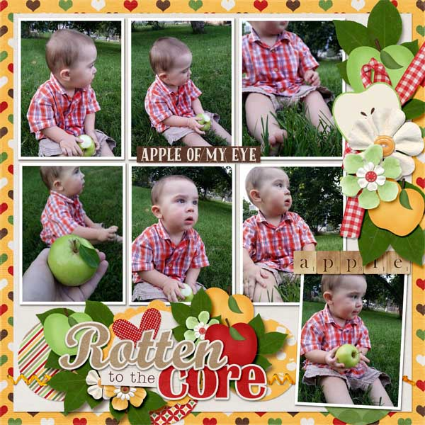Danny's Apple