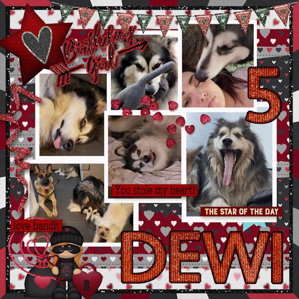 Happy Birthday Dewi!