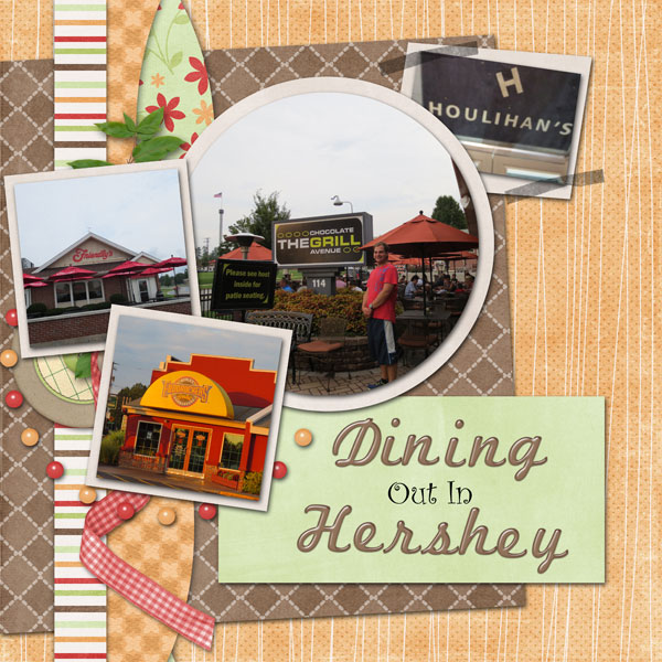 Dining Out in Hershey