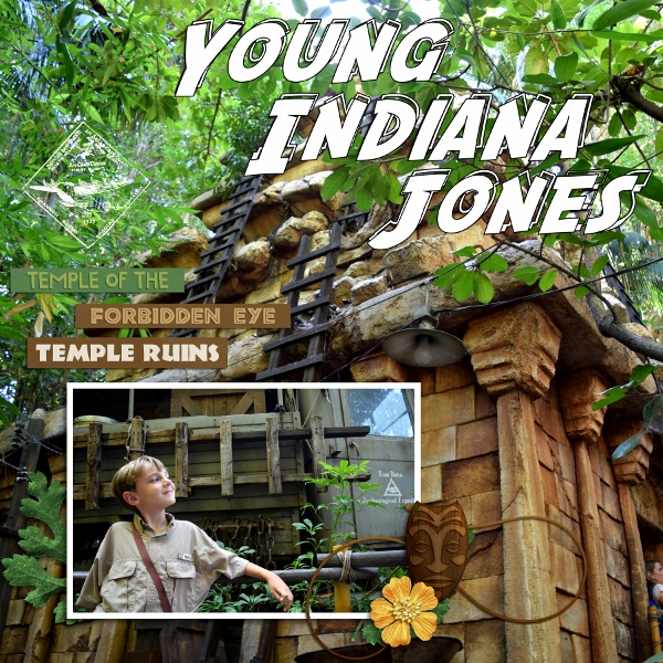 Young Indiana Jones