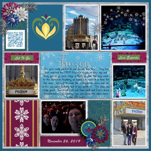 Disney - Frozen Live