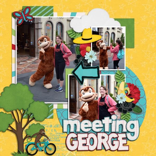 Universal - Meeting George