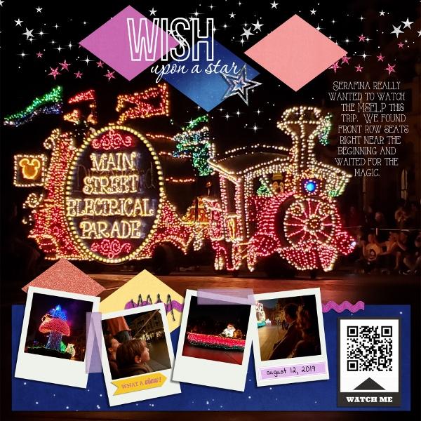 Disney - Electrical Light Parade