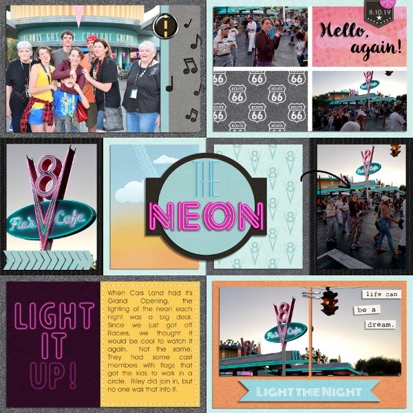 Disney - The Neon