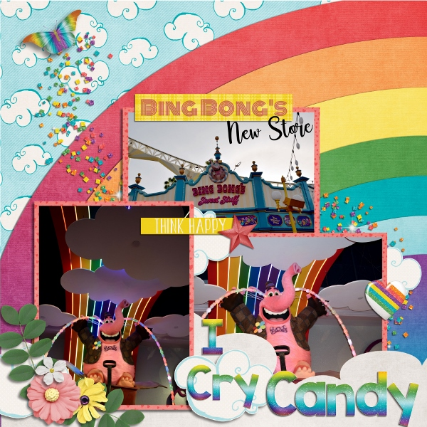Bing Bong's Store - I Cry Candy